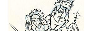 Rocket Girl & Kid Danger